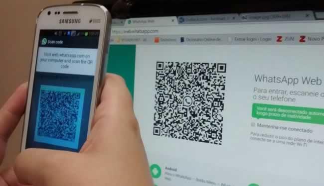 como escanear el codigo qr de whatsapp